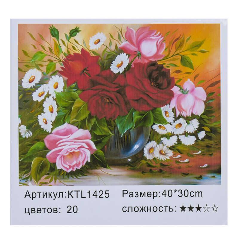 Картина по номерам KTL 1425 (30) в коробке 40х30