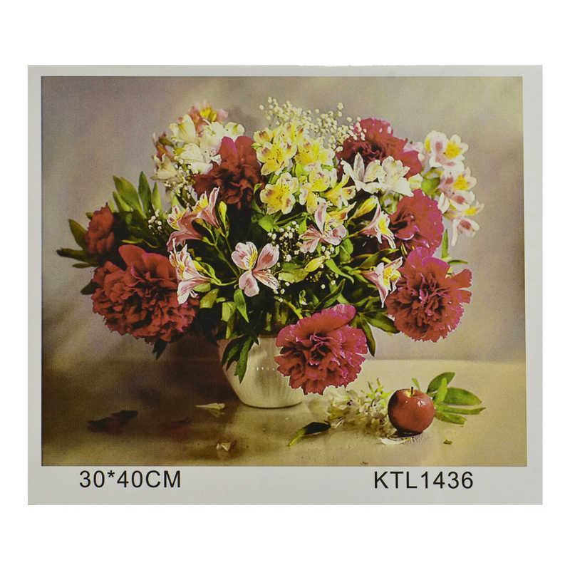 Картина по номерам KTL 1436 (30) в коробке 40х30