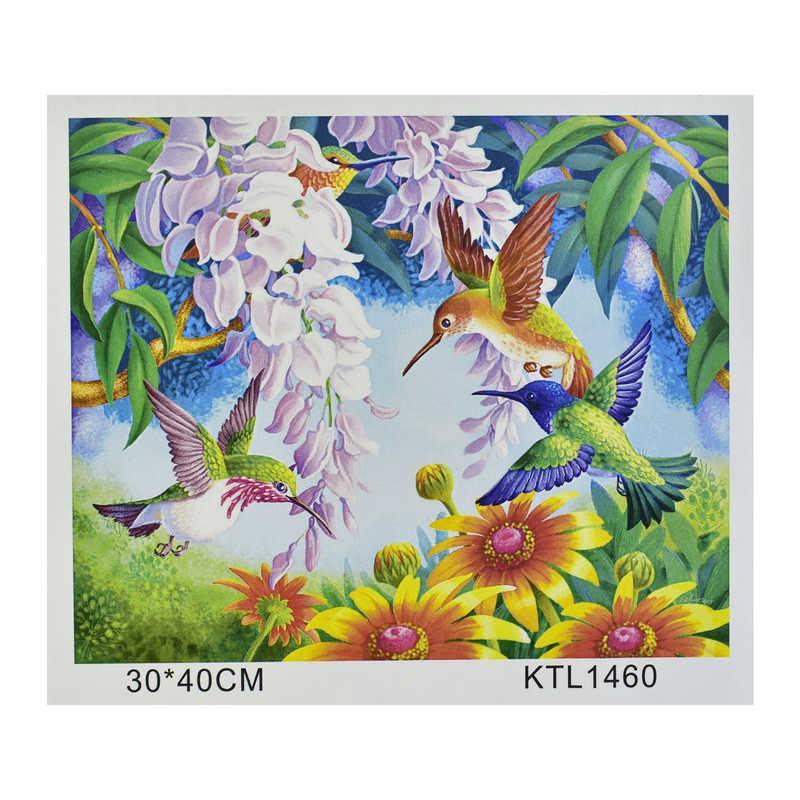 Картина по номерам KTL 1460 (30) в коробке 40х30