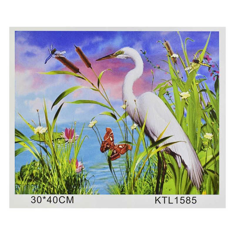 Картина за номерами KTL 1585 (30) в коробці 40х30