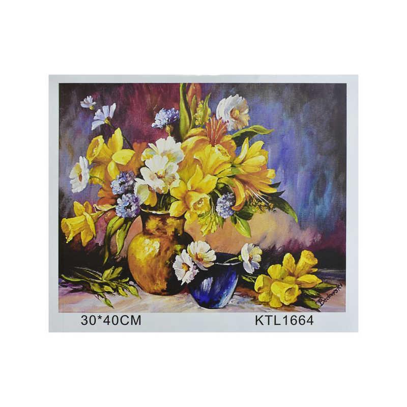 Картина по номерам KTL 1664 (30) в коробке 40х30