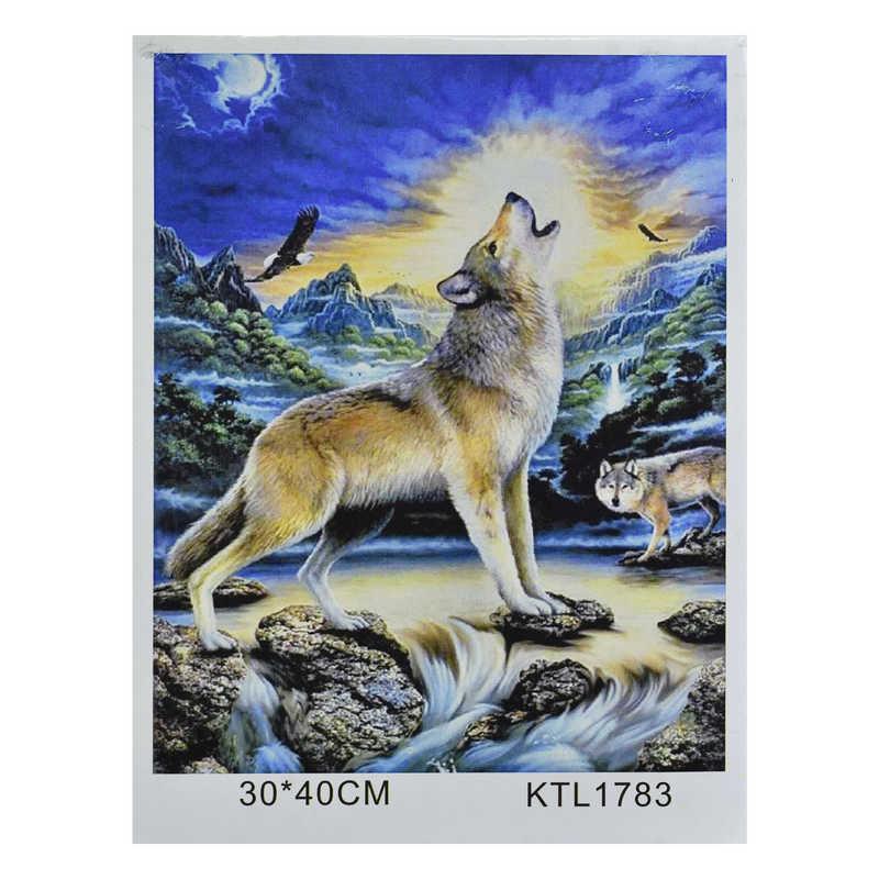 Картина за номерами KTL 1783 (30) в коробці 40х30