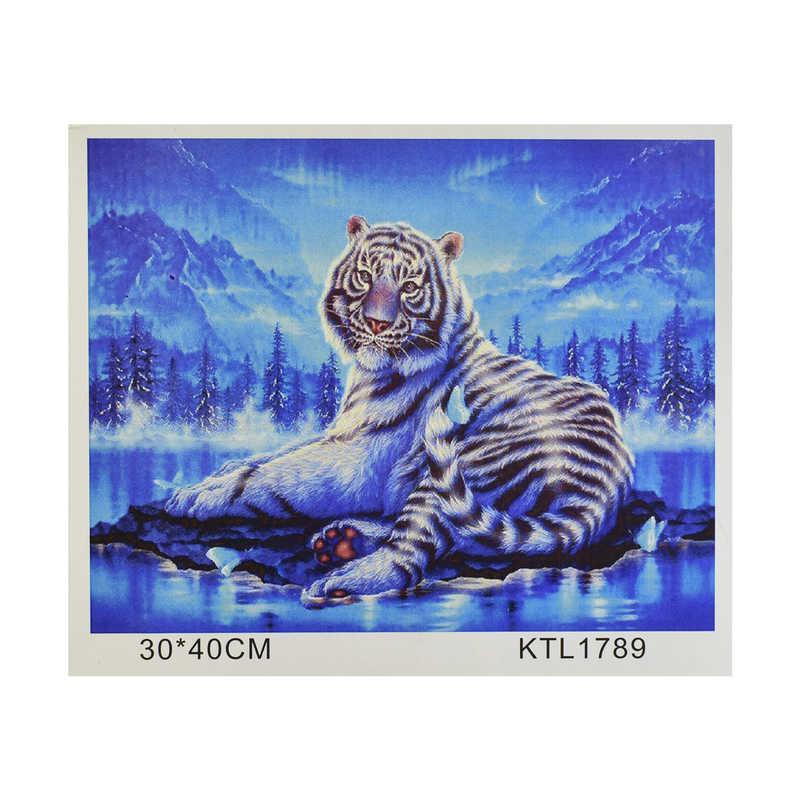 Картина по номерам KTL 1789 (30) в коробке 40х30