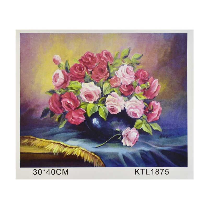 Картина за номерами KTL 1875 (30) в коробці 40х30
