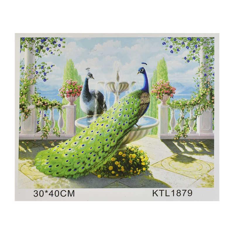 Картина за номерами KTL 1879 (30) 40х30 см, в коробці