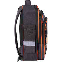 Рюкзак школьный ортопедический для мальчика в 1-3 класс Bagland 666 (00513702), фото 3