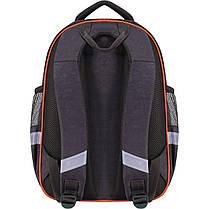 Рюкзак школьный ортопедический для мальчика в 1-3 класс Bagland 666 (00513702), фото 2