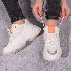 Кроссовки женские Fashion 323423 р.40 (25) Белый