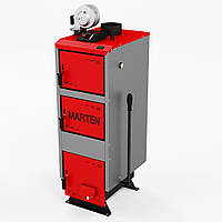Твердотопливный котел длительного горения MARTEN COMFORT (Мартен Комфорт) MC-17