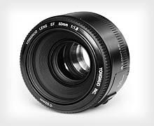 Yongnuo 50mm EF f/1.8 для Canon б/у (в магазине)