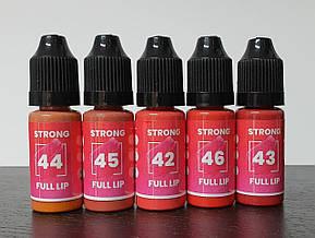 Пігмент Magic Cosmetic Strong Full Lip #42, 5мл, фото 2