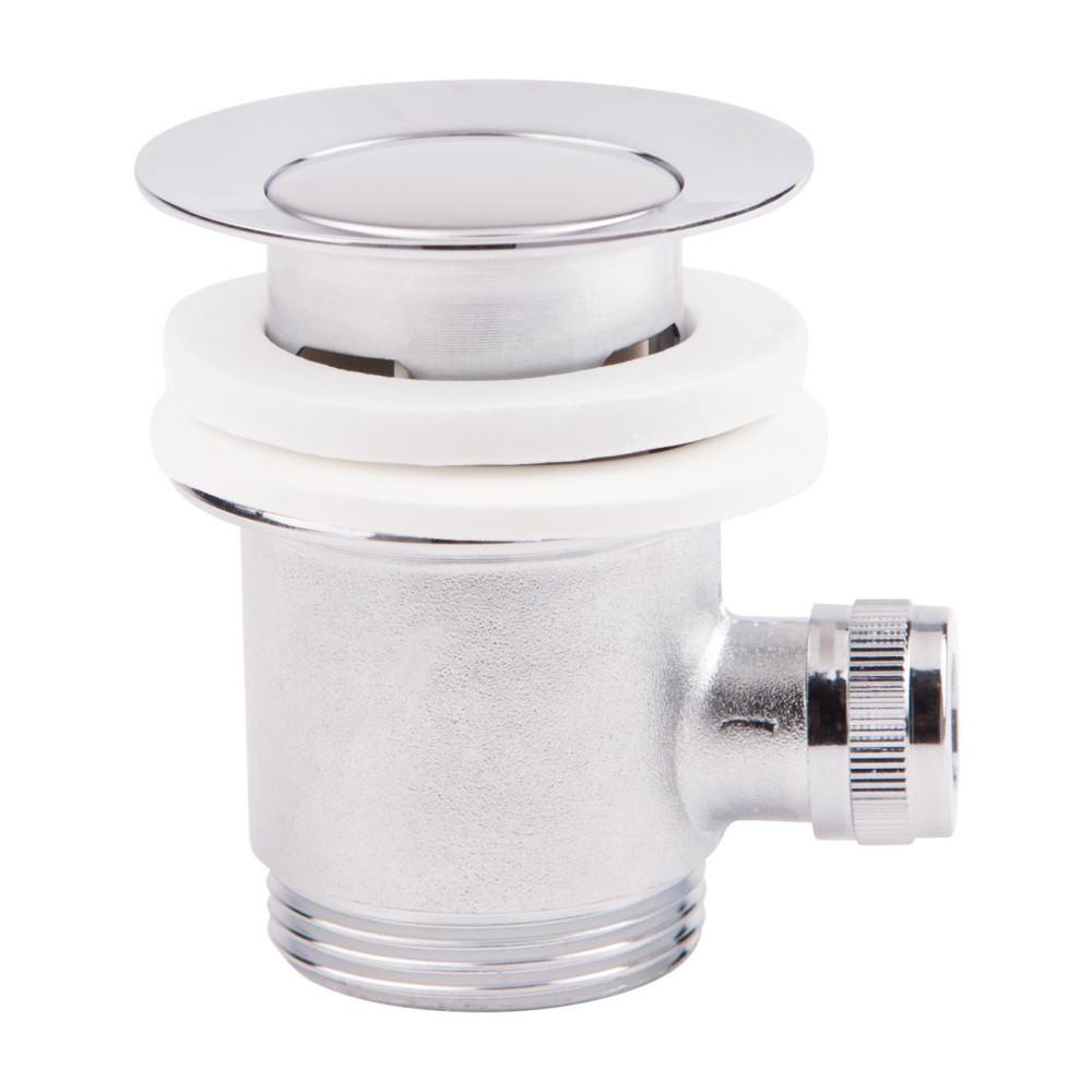 Донный клапан для раковины Qtap L02 с переливом