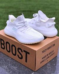 Кросівки Adidas Yeezy Boost White Білий