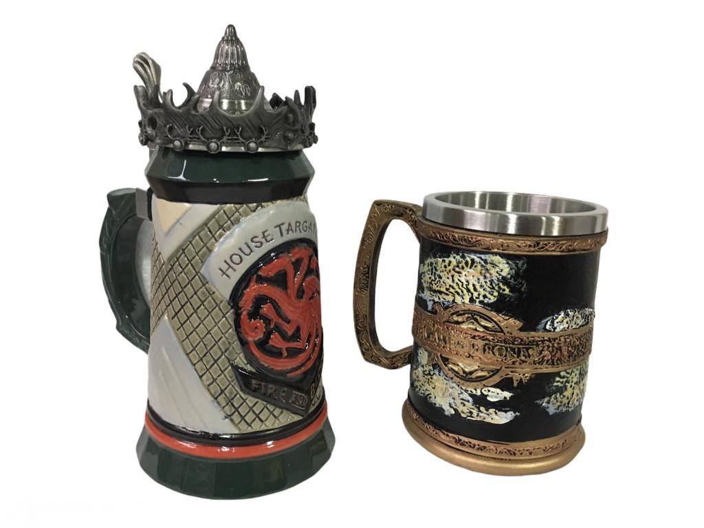 Подарунковий набір Гуртка Game Of Thrones House Targaryen Fire And Blood Гра Престолів і Сім Королівств