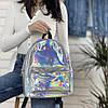 Невеликий рюкзак голограммный, фото 9