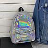 Невеликий рюкзак голограммный, фото 10