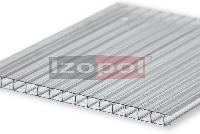 Поликарбонат Izopol 4мм прозрачный, фото 1