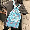 Рюкзак с принтом Авокадо и Драгон Фрукт, фото 10
