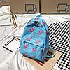 Рюкзак с принтом Авокадо и Драгон Фрукт, фото 9