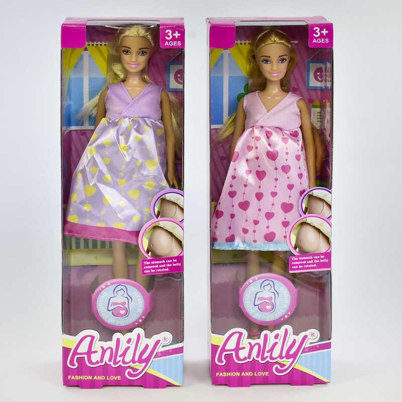 Лялька 99222 (96/2) вагітна, в коробці