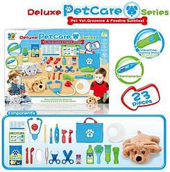 Ветеринарний набір 699-16 А/В (24) 23 предмета, в коробці