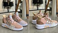 Модные женские кроссовки Adidas EQT Bask Adv Адидас Ект Баск [36]. Реплика
