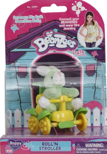 Игровой набор BeanZees с аксессуаром - Серия 6 (32061)