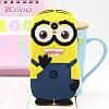 "Meizu M2 mini 5.0"" оригинальный гадкий я посипака SOFT TPU 3D чехол бампер для телефона ""МИНЬОН MINION"", фото 3"