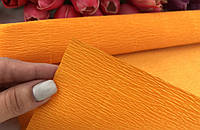 Бумага-креп №26 Оранжевый