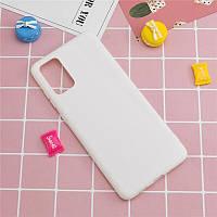 Чехол Fiji Soft для Realme 7 Pro силикон бампер прозрачный белый