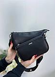Жіноча сумка еко-шкіра david jones, фото 3