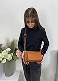 Жіноча сумка еко-шкіра david jones, фото 4