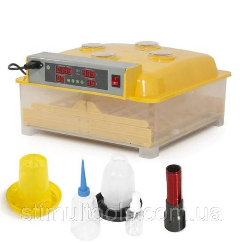 Инкубатор автоматический Tehnoagro WQ-48 на 48 яиц