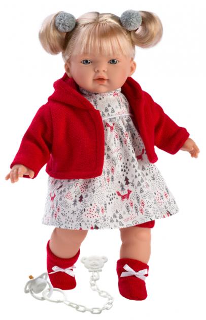 Кукла пупс Llorens Aitana 33см Испания