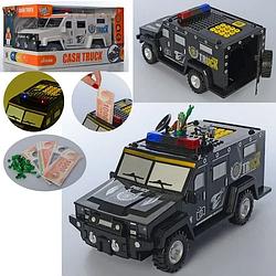 Машинка скарбничка Електронна Скарбничка сейф з відбитком пальця