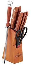 Набор кухонных ножей 8 предметов Bohmann BH-5103-WD