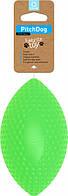 62415 Ігровий м'яч Collar PitchDog для апортировки 9 см Салатовий (62415)