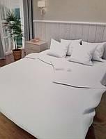Комплект постельного белье бязь евро размер домашний текстиль
