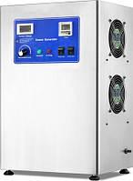 Промышленный озонатор 10 г/час для дезинфекции воды и воздуха D-10G-M