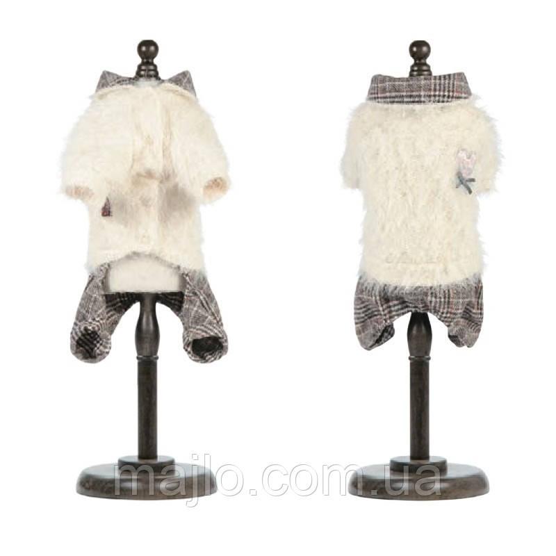 """Pet Fashion Костюм для девочек """"ФЛЕР"""" XS-2"""
