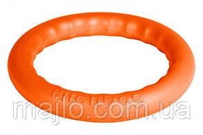 62384 Кольцо для апортировки Collar PitchDog 30 28 x 4 см Оранжевое (62384)