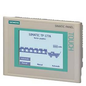 Замена сенсора, корпуса, ремонт Siemens SIMATIC Сенсорная панель оператора TP 177A, 6AV6642-0AA11-0AX0