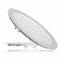 Светильник светодиодный встраиваемый (даунлайт) ЛЕД ДЕЛЬТА 15 Вт/840-020, 200 мм ЛЮМЕН