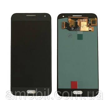 Дисплей + сенсор Samsung E500H Galaxy E5  black (TFT)