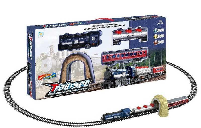Залізниця 2212-10 (36/3) звук, на батарейках в коробці