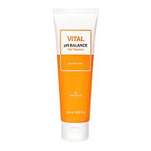 Очищающий гель The Skin House Vital pH Gel Cleanser, 120 мл