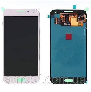 Дисплей + сенсор Samsung E500H Galaxy E5  white (TFT)
