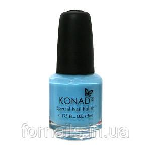 Лак для стемпинга Konad Pastel Blue (5ml)