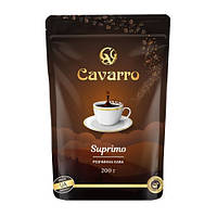 Кофе растворимый Cavarro Suprimo, 200г