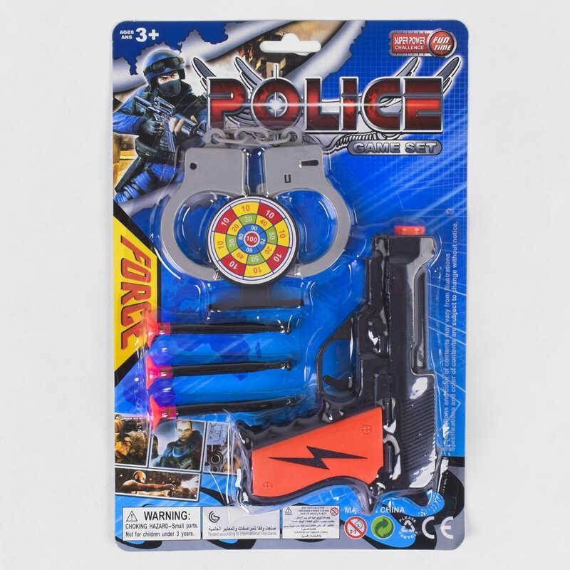 Полицейский набор A 088 (384/2) на листе